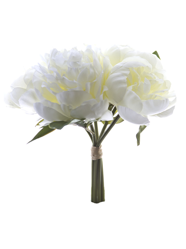 """Picture of 10"""" PEONY BUNDLE"""