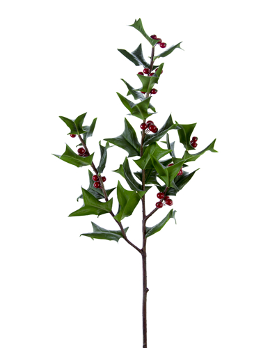 """Picture of 30"""" HOLLY LF & BERRY SPRAY"""