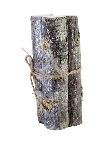 """Picture of 10"""" WEATHERED LOG BUNDLE"""