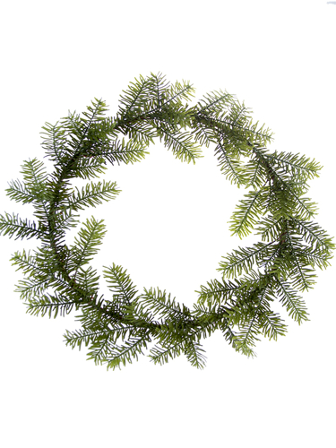 """Picture of 28"""" SITKA PINE WREATH"""