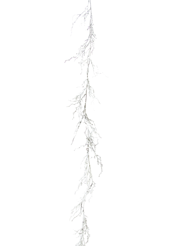 Picture of 6' SNOWY BRUSH GARLAND