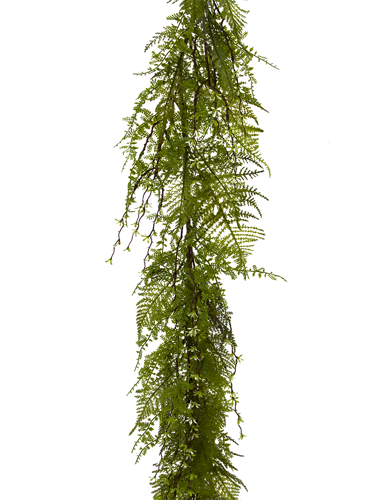 """Picture of 47"""" ASPARAGUS FERN GARLAND"""
