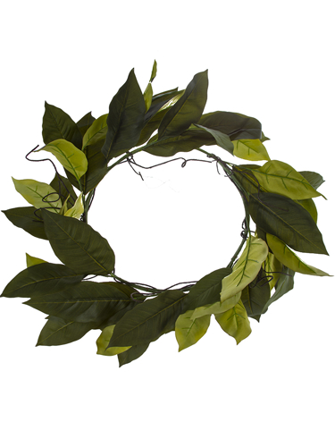 """Picture of 24"""" BAYLEAF WREATH"""