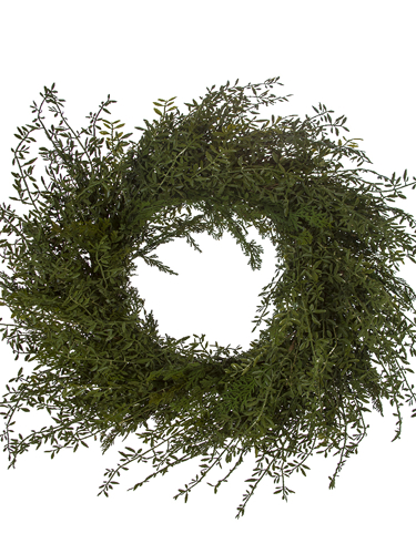 """Picture of 36"""" ROSEMARY WREATH"""
