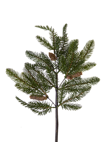 """Picture of 23"""" SPRUCE PINE SPRAY /CONE"""