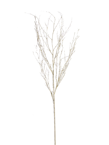 "Picture of 48"" GLITTER TWIG SPRAY"