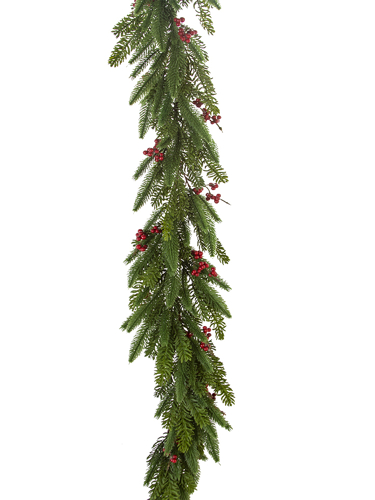 "Picture of 65"" DOUGLAS PINE GARLAND"