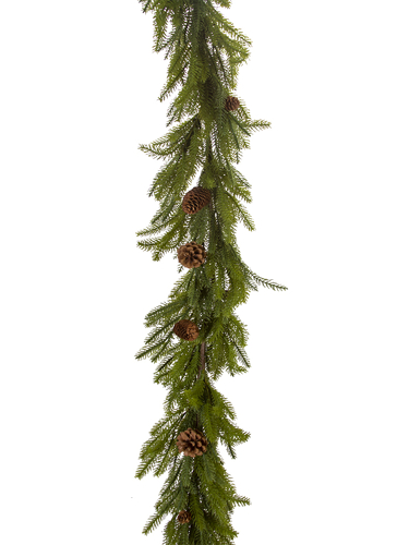 """Picture of 70"""" MOUNTAIN PINE GARLAND"""