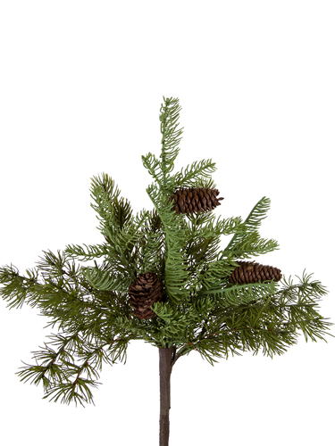 "Picture of 19"" SPRUCE MIX BUSH"