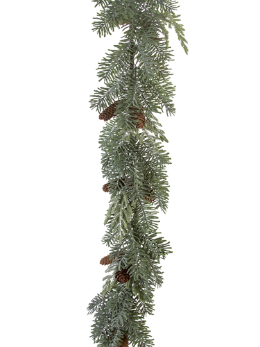 """Picture of 62"""" SITKA/BALD CYPRESS GARLAND"""