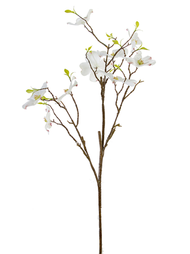 """Picture of 42"""" DOGWOOD SPRAY"""