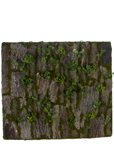 """Picture of 39""""X39"""" FOREST WALL PLAQUE"""